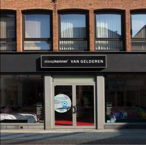 vangelderen slaapkenner, the nightstore, nederland