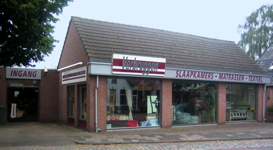 Verbruggen Slaapkamers, The Nightstore, Slaaparchitecten